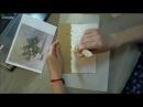 Создание сложного фактурного фона имитирующего дерево Раушания Нуретдинова Университет Декупажа