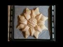 Stella di pane profumato,gustoso,sofficissimo e molto scenografico