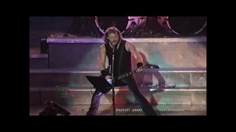Metallica - MIDDLETOWN 1994 - [FULL SHOW - 4 CAM MIX - AUDIO SDB] - USA