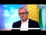 BITCOIN 22 05 17 Фрагмент передачи УТРО РОССИИ на телеканале РОССИЯ 1   Беседа о БИТКОЙНЕ