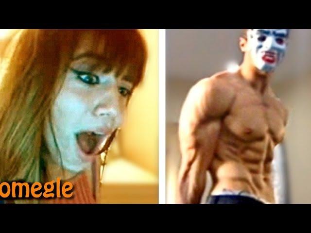 Aesthetics on Omegle - BEST Girls Reactions Mirin Mo Samuels Jeff Seid on