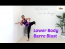 BALLET BARRE WORKOUT THIGHS - Barlates Lower Body Barre Blast with Linda Wooldridge