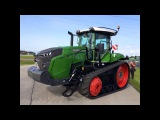 New Fendt 900 Vario MT and Fendt 1100 MT - Fendt Tracked Tractors