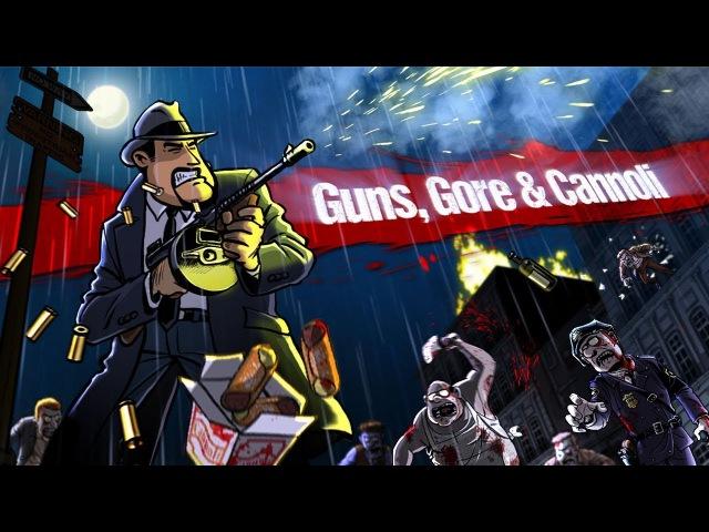 Прохождение Guns,Gore Cannoli