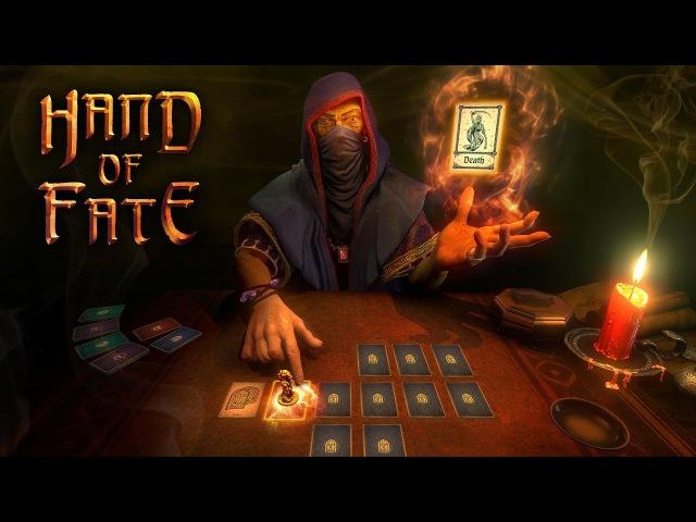 Прохождение Hand of Fate
