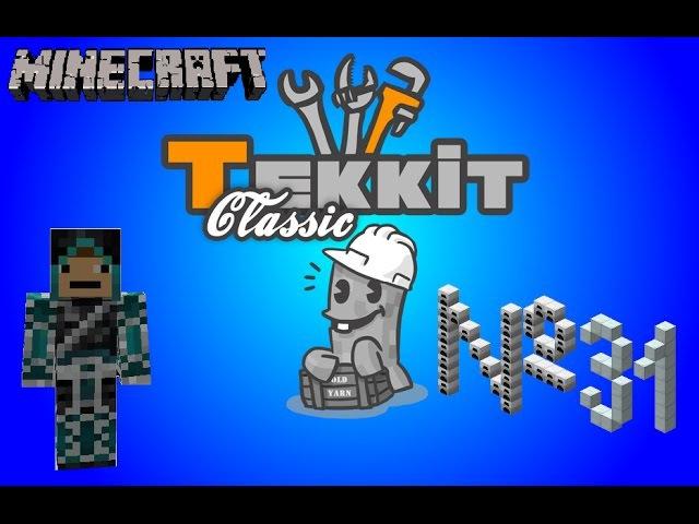 Tekkit Classic - 31 серия - Комната смерти