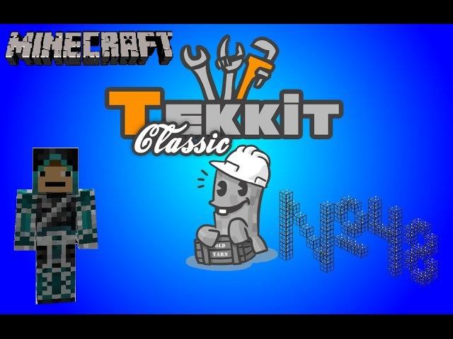Tekkit Classic - 48 серия - Всё по мелочи