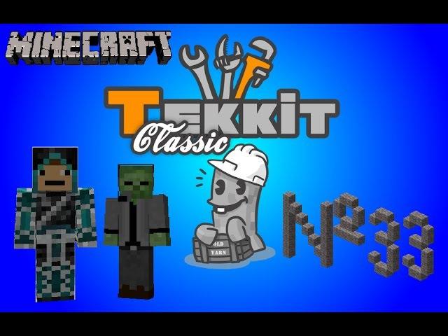 Tekkit Classic - 33 серия - Терраформинг