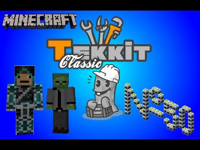 Tekkit Classic - 50 серия - Реактор
