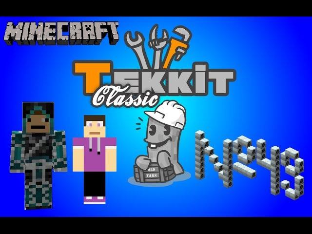 Tekkit Classic - 49 серия - Ветряной ЗумкаЗ