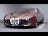 L7 BMW Vision Next 100 interior Exterior and Drive
