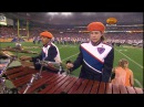 Boise State girl tearin' it up on the cowbell! [720p]