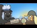 How Applejack Won the War (RUS озвучка)