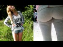 which is better left right girl in pantyhose какая лучше 162