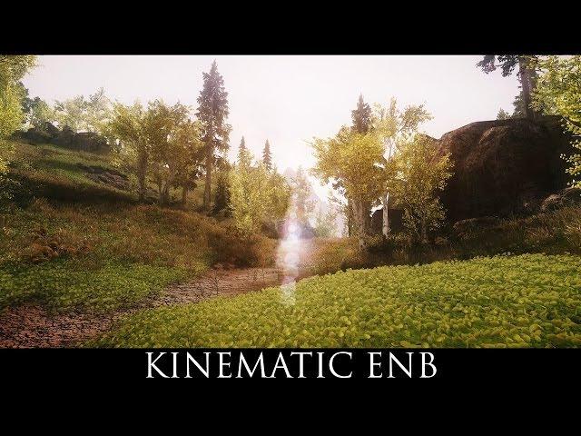 TES V - Skyrim Mods: Kinematic ENB Southern Light