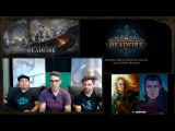 Pillars of Eternity II Deadfire - Twitch Q&ampA #6 with Josh Sawyer and Dimitri Berman