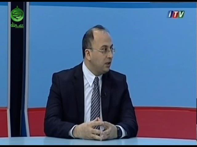 """""""İslam Həmrəyliyi İli"""" / İTV-nin Aktual mövzu verilişi"""