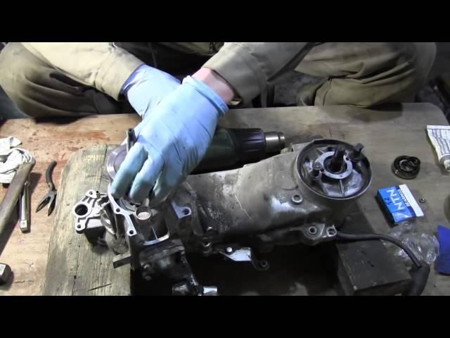 Разборка, сборка и ремонт двухтактного двигателя скутера Ч 2