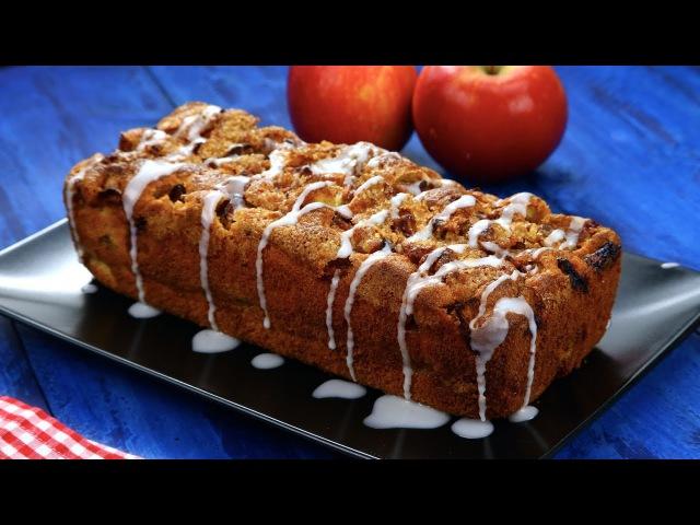 Яблочный кекс с корицей - Вкусное дело