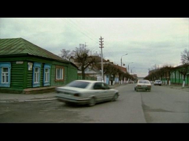 Строптивая мишень (2004) - car chase scene 2