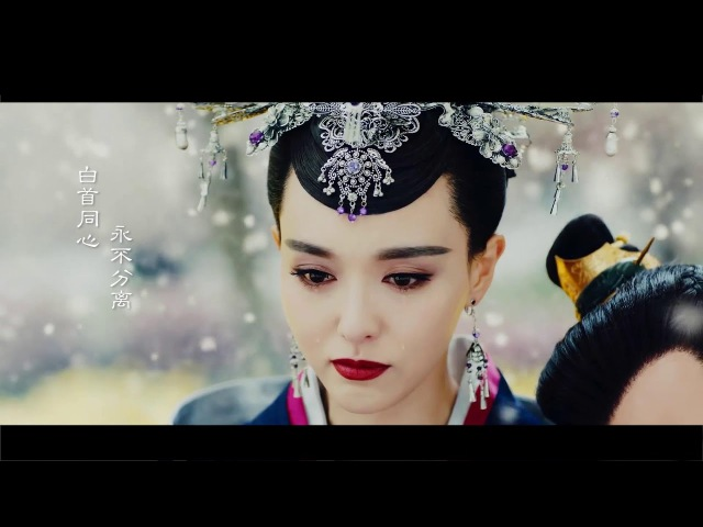 【甜蜜虐恋】唐嫣32599;晋 - 天赋  《锦绣未央》插曲饭制MV   The Princess Weiyoung