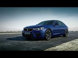 2018 BMW M5 (F90) M xDrive AWD Animated