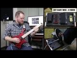 Mini Wah Shootout - Mini Pedal Madness, Part 1 - Dunlop, Hotone, Morley, Mooer  GEAR GODS