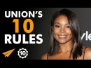 """You HAVE to VALUE Yourself!"" - Gabrielle Union's (@itsgabrielleu) Top 10 Rules"