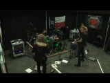 Metallica The Four Horsemen Tuning Room SAN ANTONIO 14/06-2017
