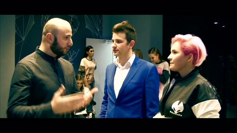 Спасибо @vaha_beshtoev за шикарный репортаж с показа российского дизайнера @akellabo который прошёл в рамках @fashionfuture_mosc