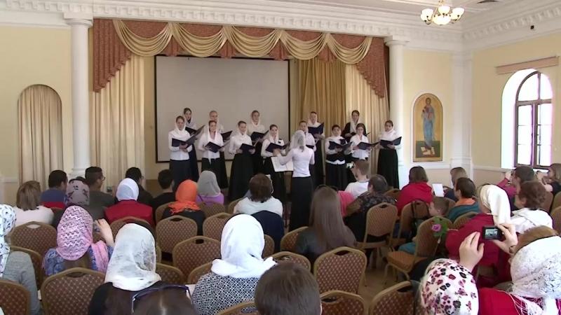 Отчетный концерт и День открытых дверей в Саратовском Межъепархиальном женском духовном училище