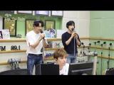 RADIO 170802 JJ Project - Tomorrow, Today @ KBS Cool FM Lee Hongki's Kiss The Radio.