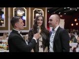 Интервью на свадьбе Дмитрия и Анастасии