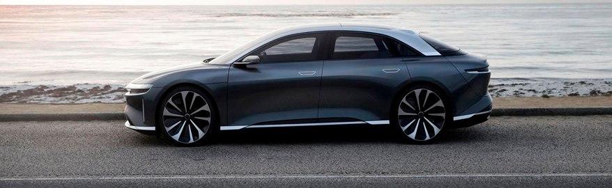 Lucid Air обновила 1000-сильного конкурента Tesla