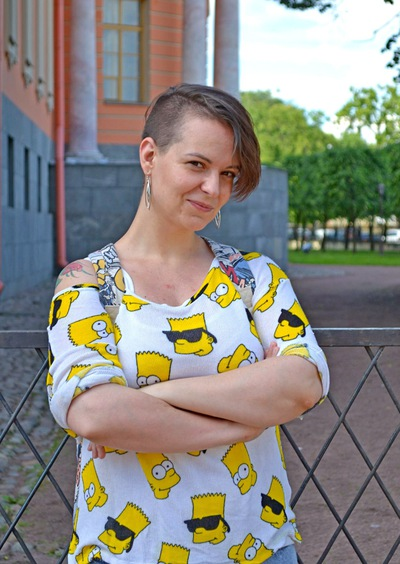 Катерина Егорушкова