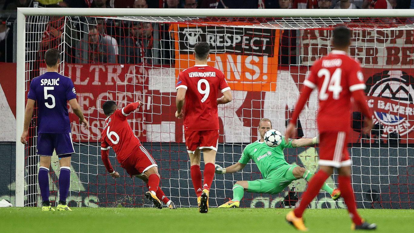 107. Bayern München (GER) - RSC Anderlecht(BEL) 3:0