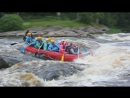 Сплав в Карелии по реке Шуя