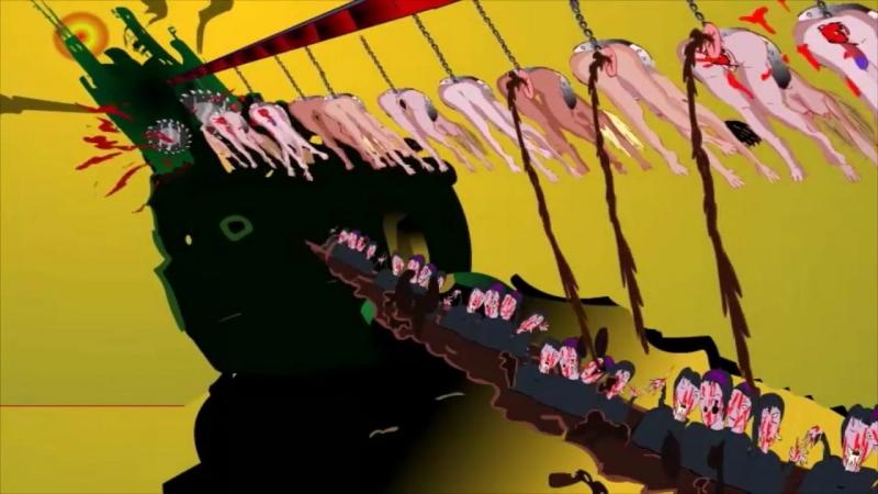 Mc Bushpig - Eat My Rotten Meat (Feat. Mc Mangina) (2011)