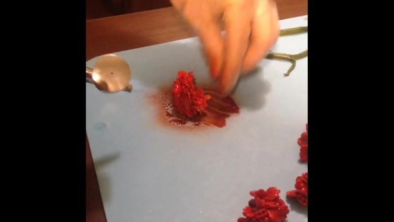 Как я создаю торты Видео от Марины Алдохиной