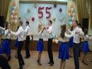 Школьный вальс в исполнении одиннадцатиклассников
