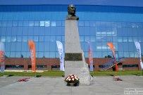 25 июля 2017 - Бюст первому директору Ваза Полякову в Тольятти