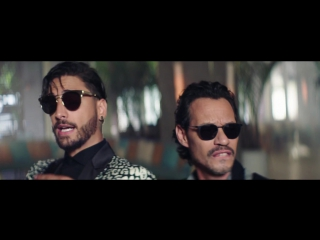 Maluma feat. Marc Anthony - Felices los 4 (Salsa Version)(Official Video)