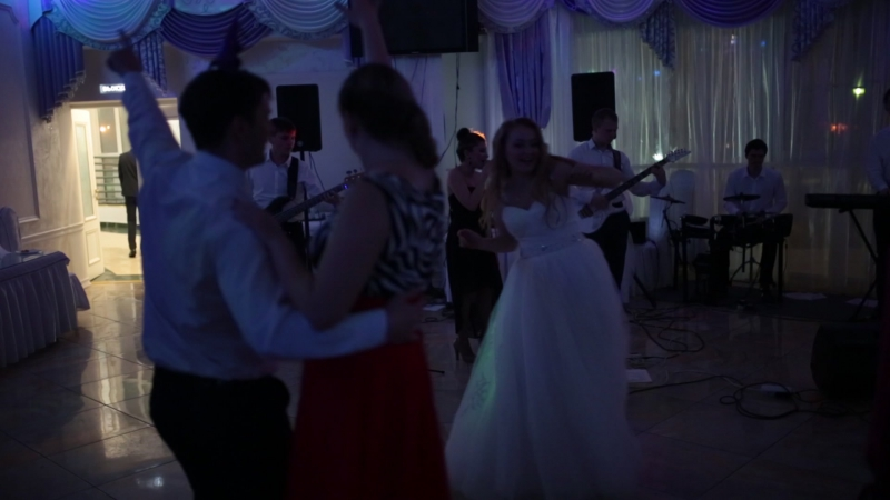 Кавер группа The HeetS На большом воздушном шаре Музыканты на свадьбу корпоратив
