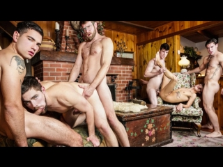 Похотливый жеребец - twink peaks: aspen, colby keller, griffin barrows, noah jones, vadim black, xander brave