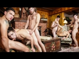 ПОХОТЛИВЫЙ ЖЕРЕБЕЦ - Twink Peaks Aspen, Colby Keller, Griffin Barrows, Noah Jones, Vadim Black, Xander Brave