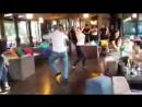 ცეკვა ლეზგინკა რესტორანში ( ქართველები ცეკვავენ)!!! -
