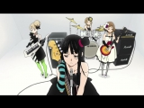 K-ON! Ending 1 HTT - Dont say lazy