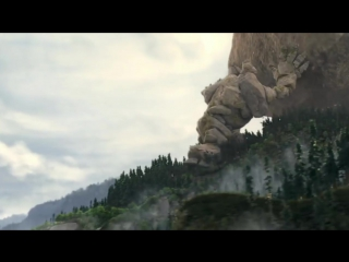 Сказка о каменном великане и каменных сердцах