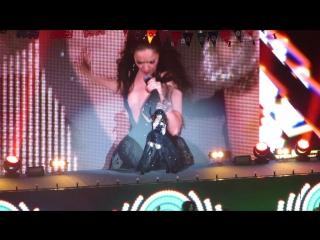 Natalia Oreiro - Todos Me Miran / Москва, 7.12.2016 г.